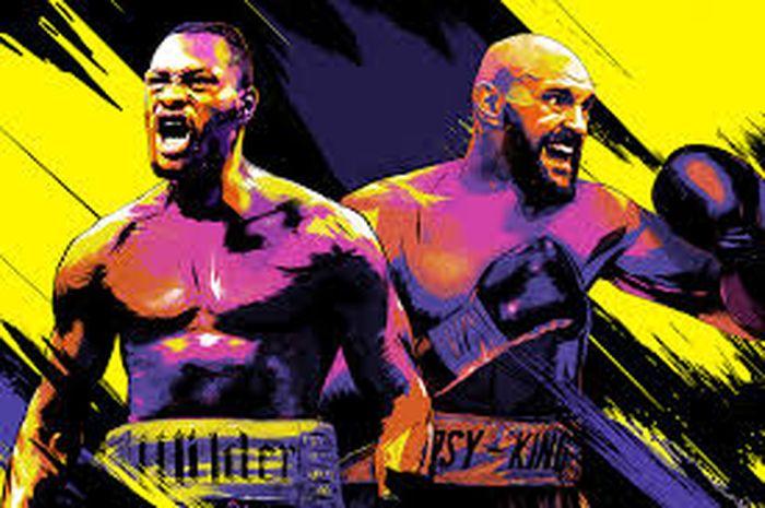 Deontay Wilder vs Tyson Fury II.