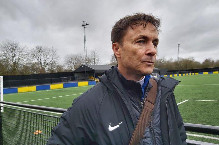 Direktur Teknik Garuda Select, Dennis Wise, mengatakan ia sudah menyiapkan dua taktik untuk menghadapi Preston North End U-18 pada Selasa (25/2/2020)