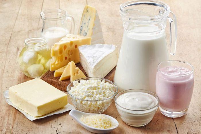 Hasil gambar untuk Keju, Yoghurt, dan Susu