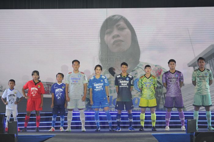 Deretan Jersey Persib Bandung untuk Liga 1 2020