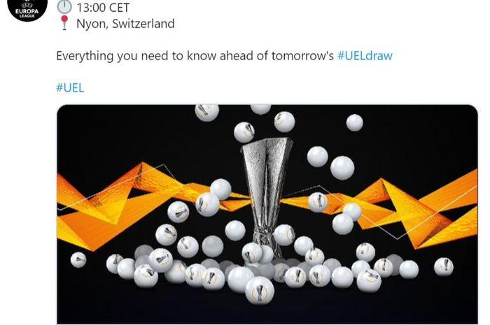Undian babak 16 besar Liga Europa