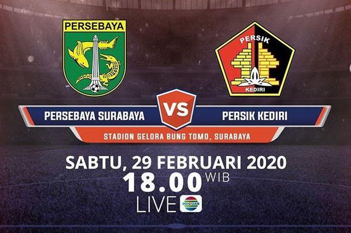 Persebaya Surabaya vs Persik Kediri