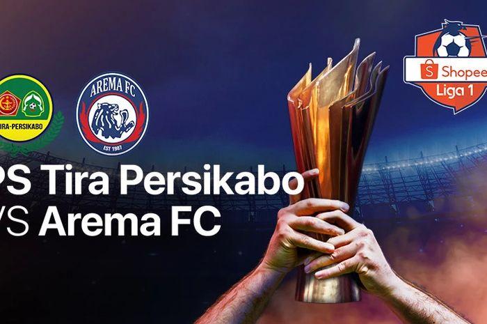 Tira Persikabo Vs Arema FC di pekan 1 Liga 1 2020