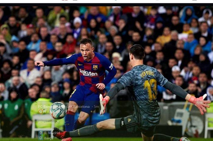 Juventus Dan Inter Milan Saling Sikut Untuk Gaet Gelandang Barcelona Bolasport Com