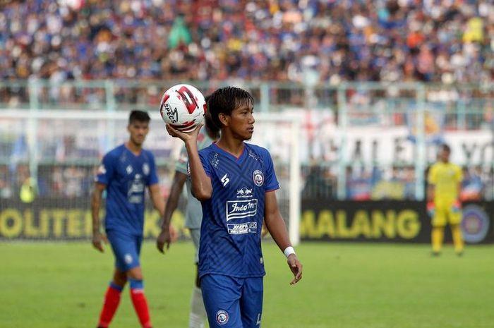 Bek Arema FC, Syaiful Indra.