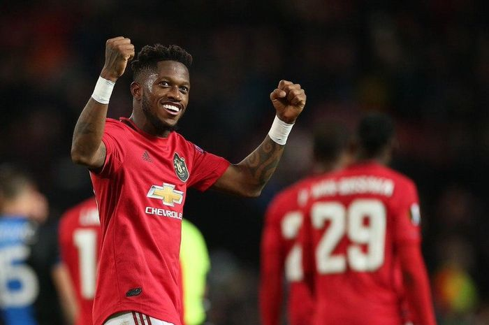 Manchester United perbesar peluang finis 4 besar usai tekuk rival sekota, Manchester City.