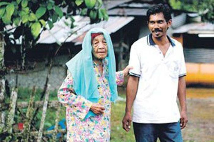 Doyan Nikah hingga 23 Kali, Nenek Berusia 109 Ini Punya Trik Khusus Memuaskan Suami Brondongnya yang Berusia 33 Tahun