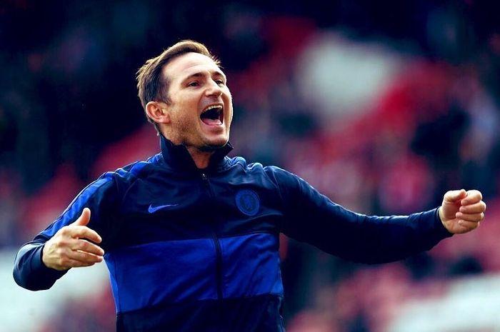 Mantan kapten dan pelatih Chelsea, Frank Lampard