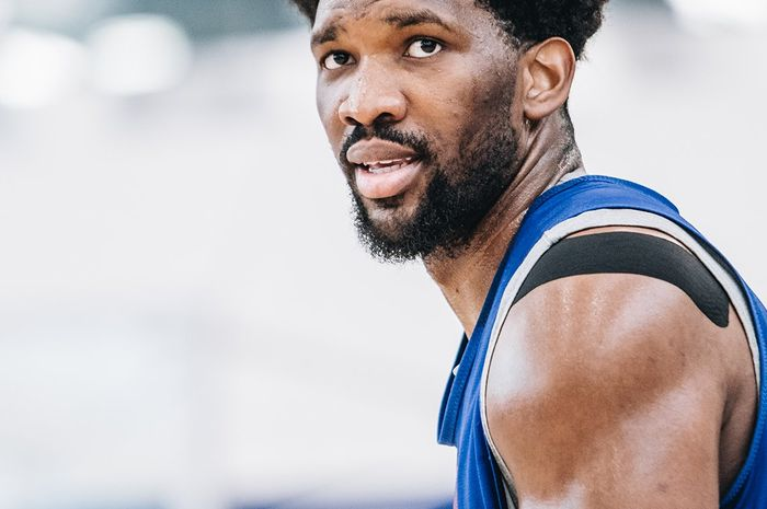 Center Philadelphia 76ers, Joel Embiid