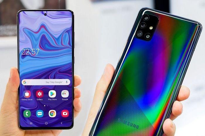 Spesifikasi Lengkap Samsung Galaxy A51 Versi 256 Gb Di Ri Info Komputer