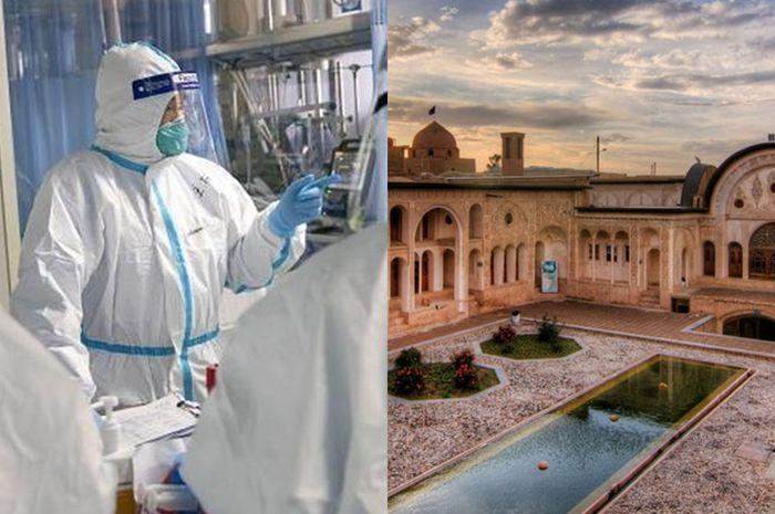 Ingin menghindari virus corona, warga di Iran sengaja meminum ini, namun malah berujung maut!