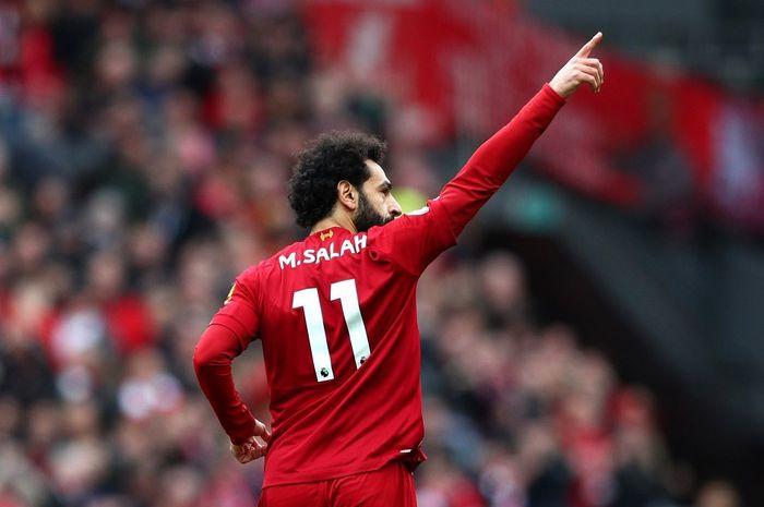 Mohamed Salah Pemain Jagoan Liverpool Ini Telah Tingkatkan Citra Islam di Seluruh Britania Raya, Kok Bisa?