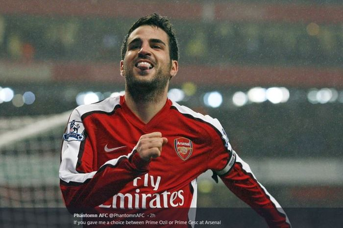 Cesc Fabregas menjelaskan apa alasan dirinya meninggalkan Arsenal pada 2011 silam.