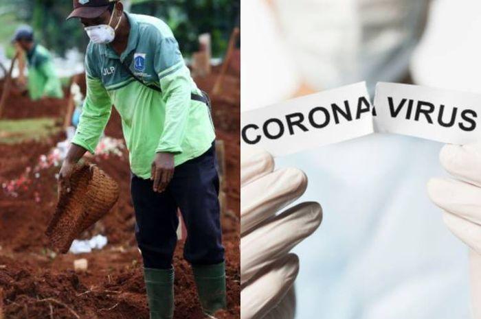 Tolak Makamkan Jenazah yang Positif Corona, Para Penggali Kubur ...