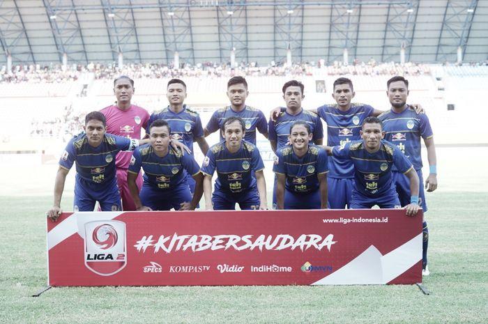 Klub Liga 2 2020, PSIM Yogyakarta