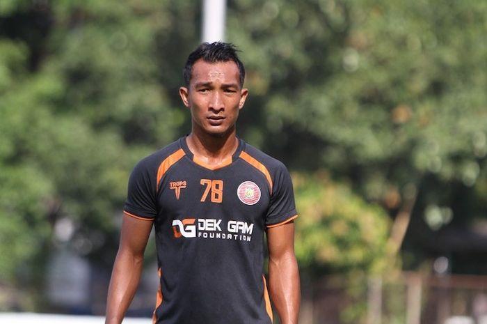 Kapten Persiraja, Mukhlis Nakata