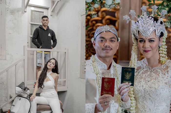 Pernikahan Ratu Rizky Nabila