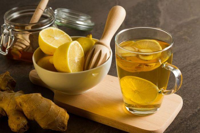 Bahan herbal yang baik untuk kesehatan.