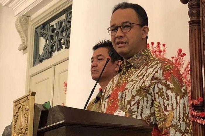 Seakan Beri Angin Segar di Tengah Pandemi Corona, Anies Baswedan Ungkap 2 Minggu Ini Akan Jadi PSBB Terakhir Hingga Aktivitas Usaha dan Pendidikan Dibuka: Harapannya Jakarta Bisa Kembali Hidup Normal.