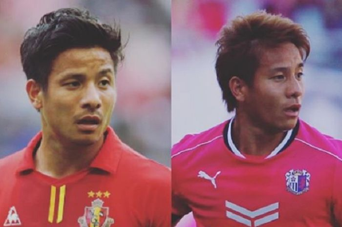 Riki Matsuda dan Riku Matsuda, kembar Jepang berdarah Jawa yang buka peluang bela timnas Indonesia.
