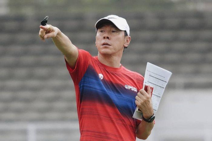 Shin Tae-yong jawab tuntutan PSSI untuk lolos ke semifinal Piala Dunia U-20 2021.