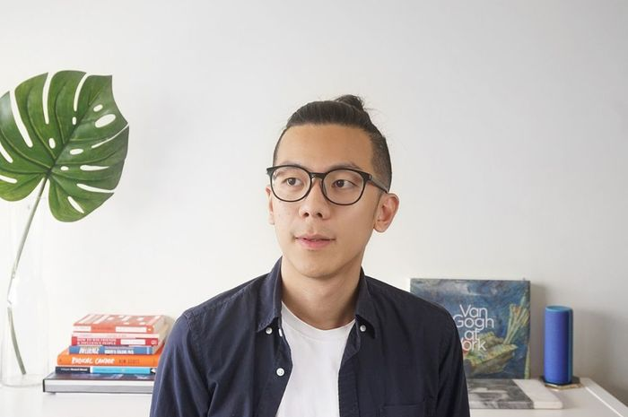 Budi Harto Tanrim (Head of Design Bukalapak) berbagi tips menjadi UI/UX Designer