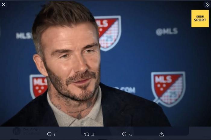 Klub Major League Soccer (MLS) milik David Beckham, Inter Miami, menjalani investigasi karena melanggar peraturan transfer.