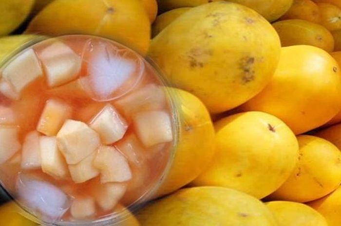 Manfaat timun suri yang biasa dijadikan menu buka puasa