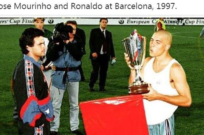 Pelatih ternama Portugal, Jose Mourinho, menyebut sosok pemain terbaik yang pernah dirinya lihat. Namun, bukan Cristiano Ronaldo dan Lionel Messi.