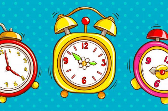 Gambar Jam Pukul 07 00 08 15 Dan 21 30 Dalam Materi Belajar Dari Rumah Tvri Sd Kelas 1 2 3 Kamis 30 April 2020 Semua Halaman Nakita