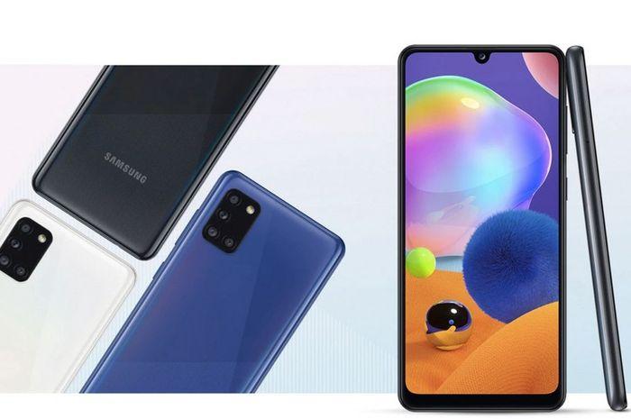 Samsung Galaxy A31 Resmi Dijual 5 Mei di 7 E-Comme