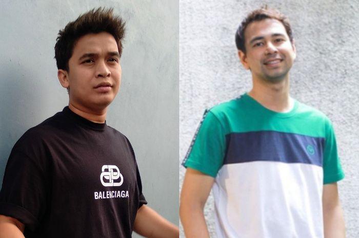 Billy Syahputra dan Raffi Ahmad