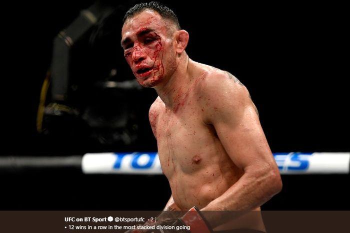 Petarung UFC asal Amerika Serikat, Tony Ferguson.
