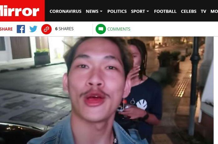 Kasus Ferdian Paleka Viral di Inggris, Netizen Luar Negeri Langsung Emosi,!!