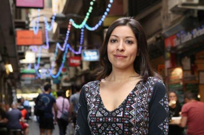 Erica Garza, wanita yang dulu kecanduan pornografi lalu sembuh setelah datang ke Bali