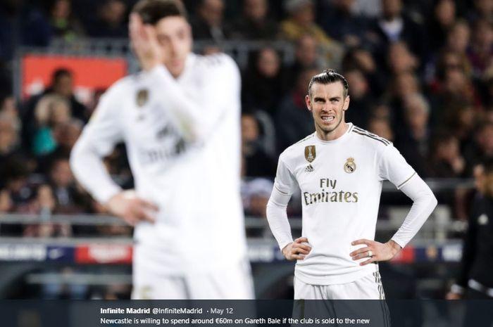 2 Rencana Gila Real Madrid Singkirkan Gareth Bale, Termasuk Biayai Gajinya di Klub Baru