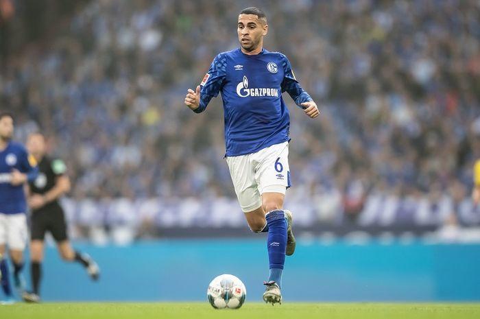 Gelandang Schalke 04, Omar Mascarell.