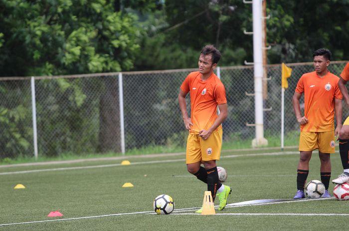 Pemain Persija U-20, Figo Sapta.