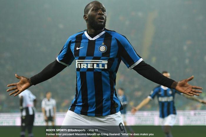 Penyerang depan Inter Milan, Romelu Lukaku, rupanya masih memiliki dendam dengan mantan pelatih Chelsea, Andre Villas-Boas.