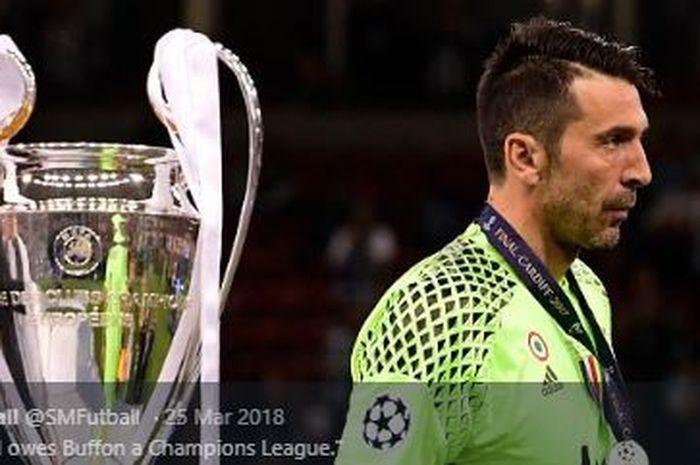 Kiper gaek Juventus, Gianluigi Buffon, mengungkap alasan mengapa tidak kunjung pensiun hingga saat ini.
