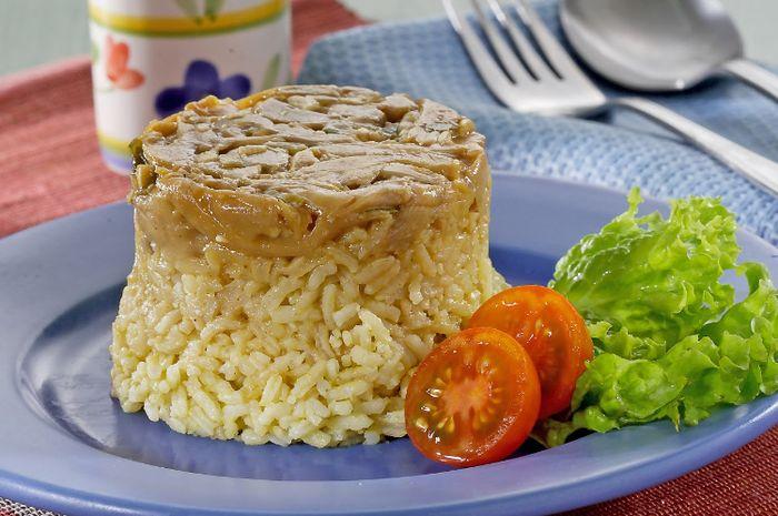 Resep Nasi Tim Wortel Jamur Enak Menu Sarapan Yang Bikin Kenyang Lebih Lama Semua Halaman Sajian Sedap