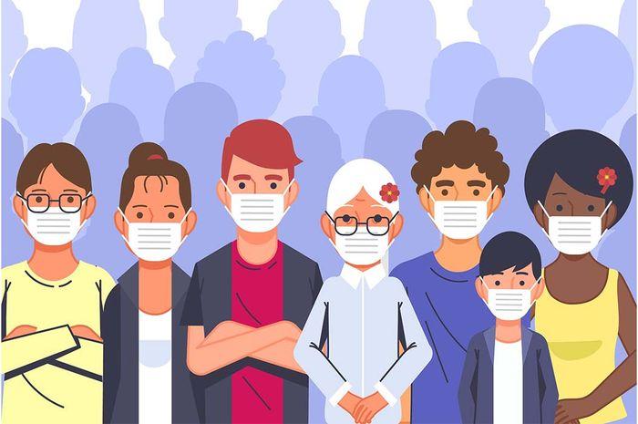 Jangan Asal Pakai! Inilah Bahan dan Jenis Masker yang Efektif Cegah Virus  Corona Menurut WHO - Semua Halaman - Kids