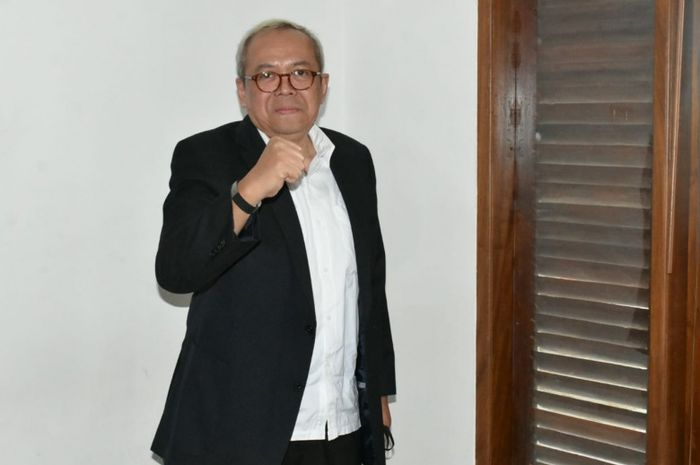 Direktur Utama PT LIB, Akhmad Hadian Lukita