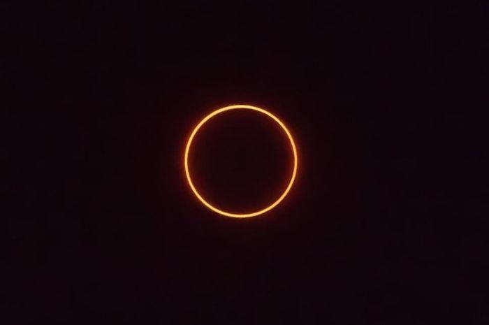 Gerhana Matahari Cincin Akan Kembali Terjadi di In