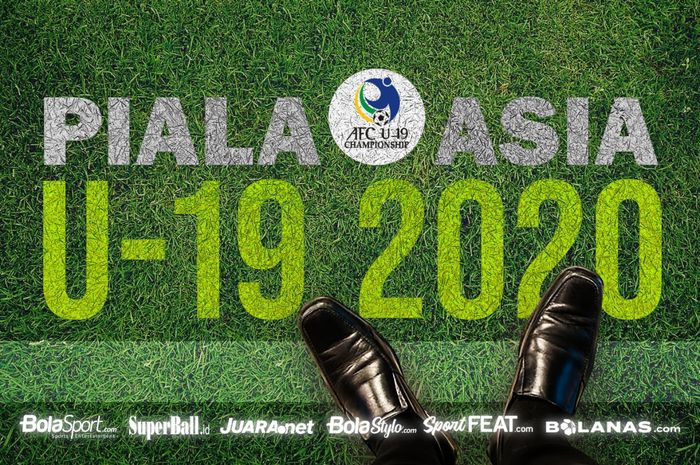 Ilustrasi berita Piala Asia U-19 2020.