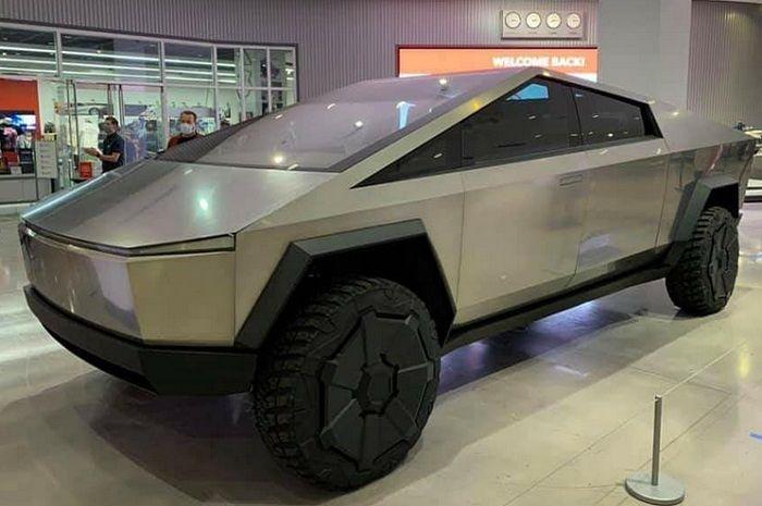 Baru Beli Tesla Model 3 Rp 2 4 Miliar Raffi Ahmad Inden Cybertruck Semua Halaman Otofemale