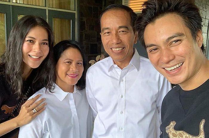 Baim Wong dibully usai beri ucapan ultah untuk Jokowi