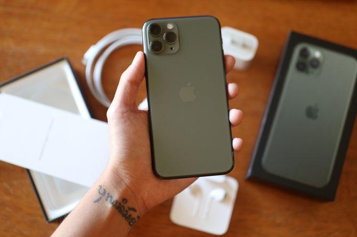 Terkuak Box Baru iPhone 11 yang Tipis, Diduga Tanpa Charger dan Earphone