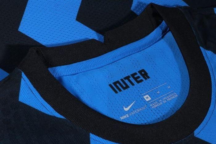 Jersey Inter Milan musim 2020-2021 yang mulai dijual 1 Juli 2020