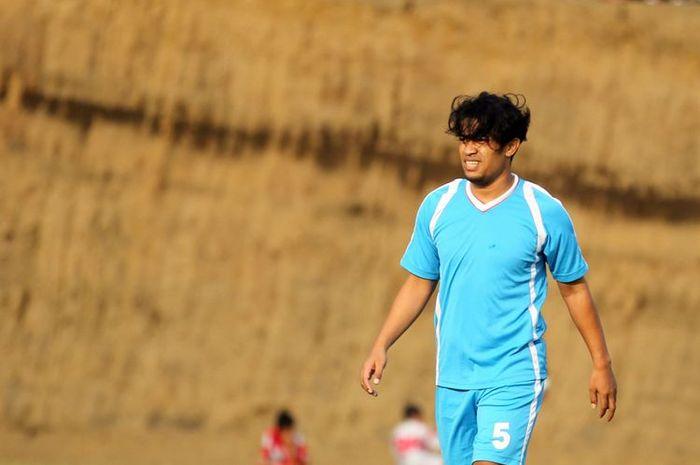 Pemain tim Liga 2 2020, PSIM Yogyakarta, Beny Wahyudi.